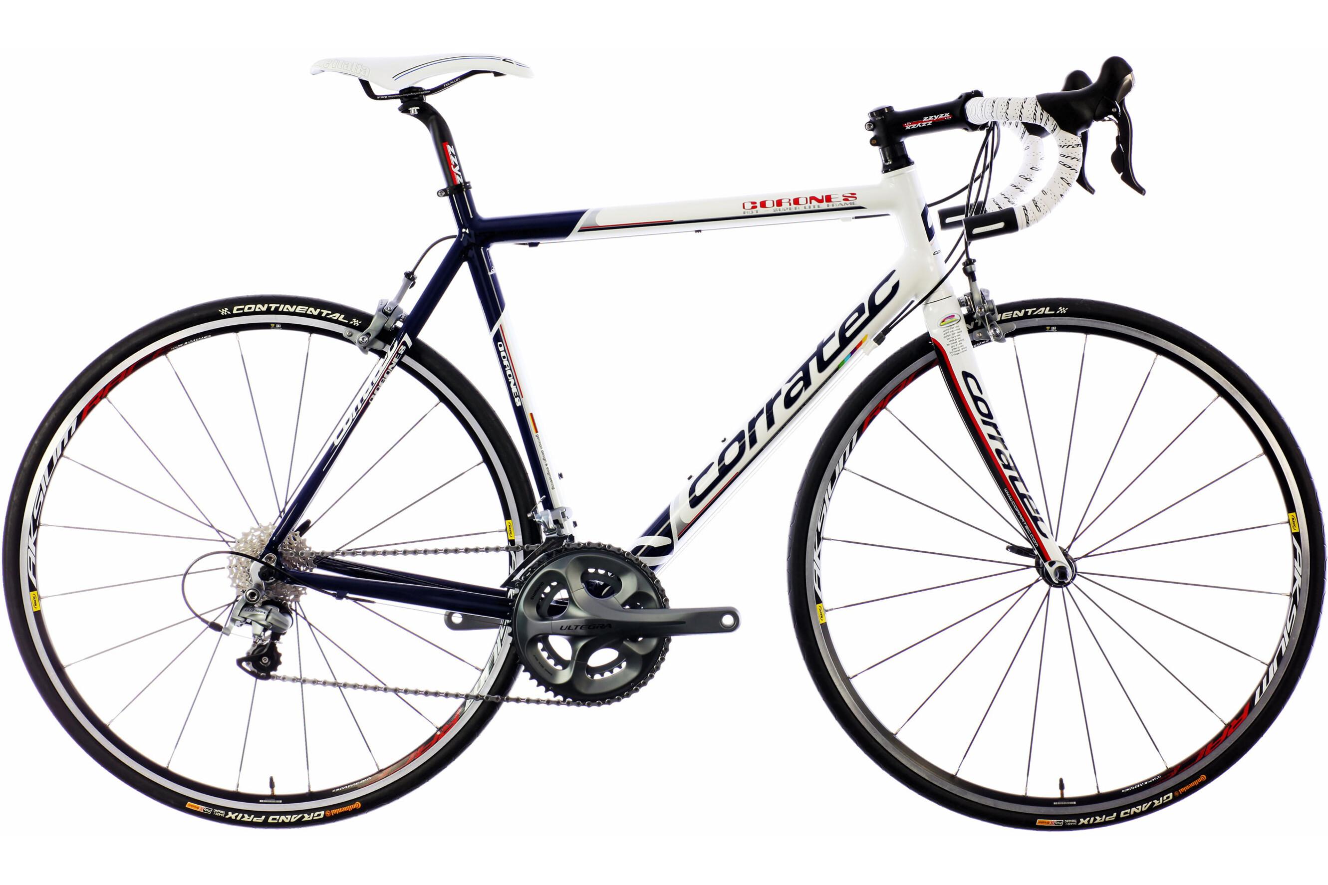 ▷ Corratec Race Tech Corones Ultegra WEB online bei Bikester.at 8ff1cafe49